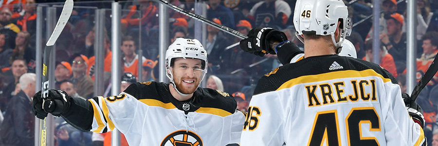 2020 NHL Game Preview & Betting Odds