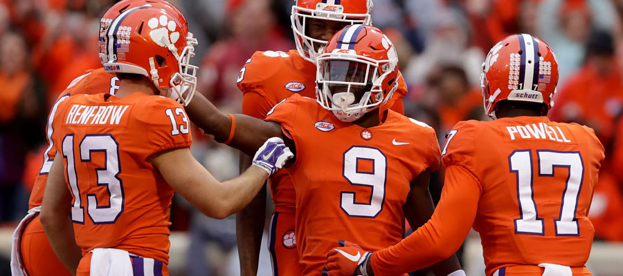 Why Bet on Clemson to Win the 2020 College Football Championship?