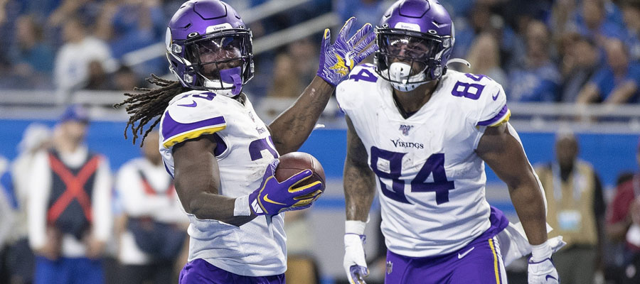 Vikings vs 49ers 2020 NFL Divisional Round Odds, Preview & Prediction.