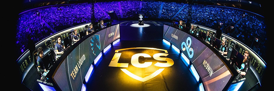 Evil Geniuses vs FlyQuest - LCS Spring 2020 playoffs