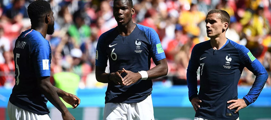 2018 World Cup Semifinals Betting Preview: France vs Belgium.