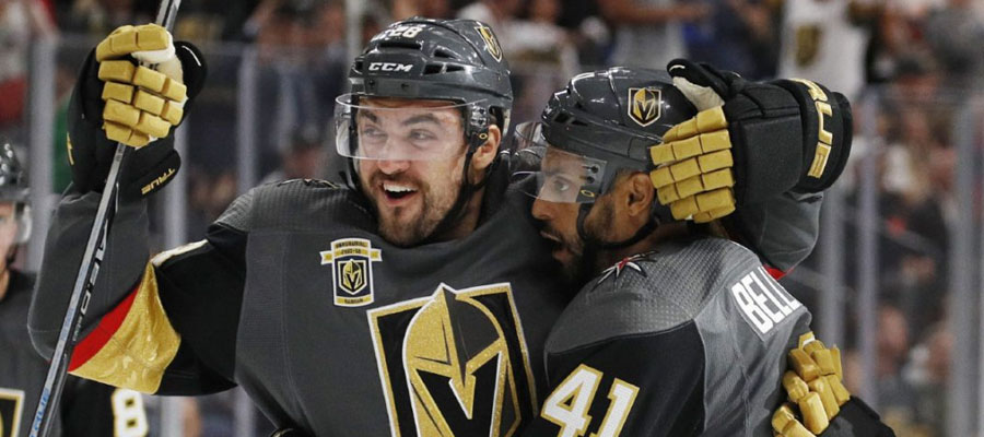 NHL Betting Prediction for 2018 Stanley Cup Finals Game 4.