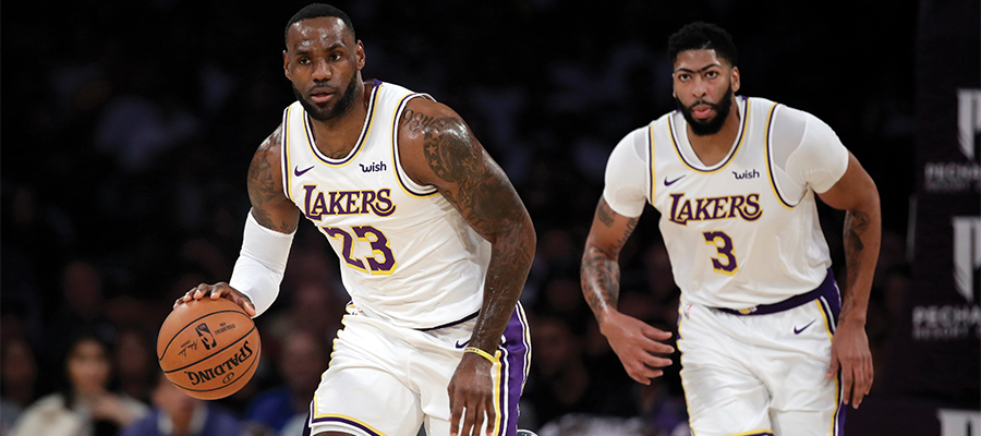 Los Angeles Lakers Analysis Before Restart