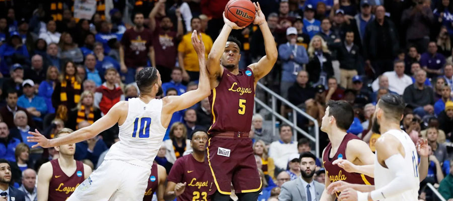 2018 March Madness Betting Preview: Loyola-Chicago vs. Michigan