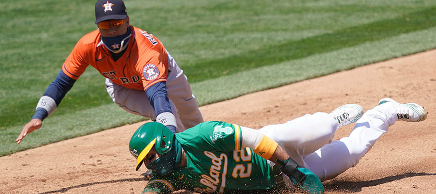 MLB Betting: Oakland Athletics vs. Houston Astros Analysis