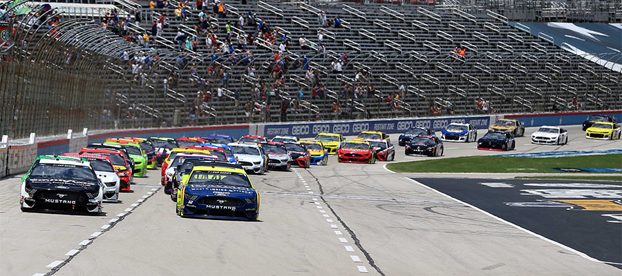 NASCAR Cup Series - Super Start Batteries 400 Odds & Betting Preview