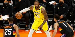 NBA Betting: 2021 Western Conference 1st Round Games From May 27 - 28