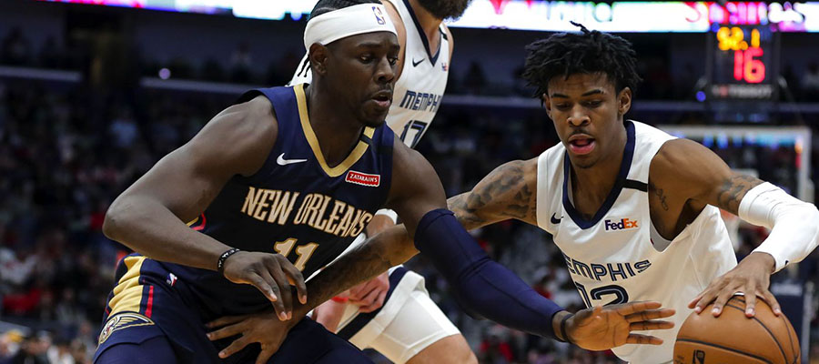 NBA Grizzlies vs Pelicans Betting Preview