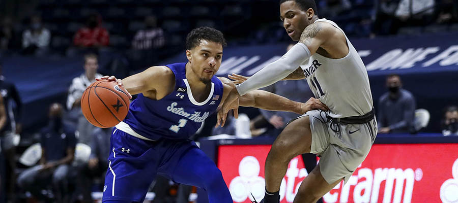 NCAAB Betting: Seton Hall vs. Creighton