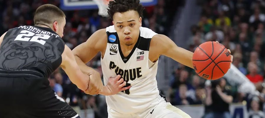2018 March Madness Betting Preview & Pick: Purdue vs. Texas Tech