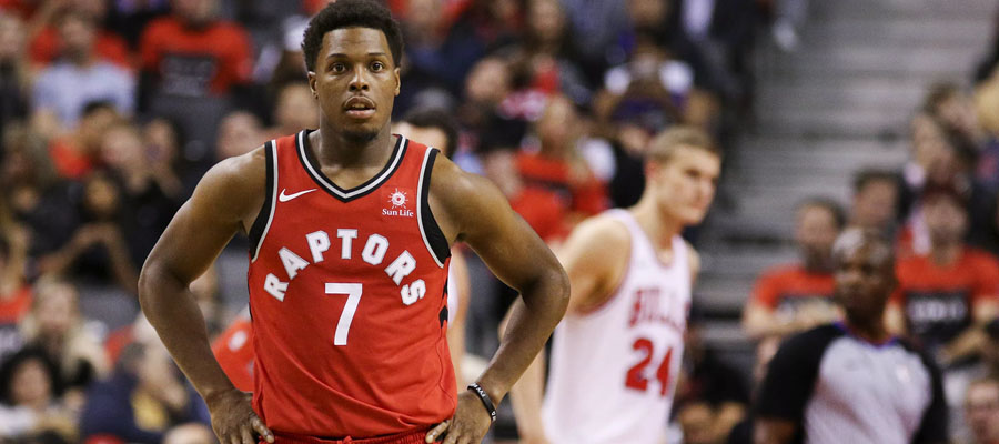 The Raptors should be one of your NBA Betting picks of the Week.