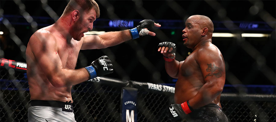 UFC 252: Miocic Vs Cormier Odds & Picks
