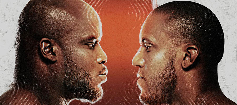 UFC 265: Lewis vs. Gane Betting Preview