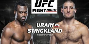 UFC Fight Night: Hall vs. Strickland Betting Preview