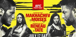 UFC Fight Night: Makhachev vs. Moises Betting Preview