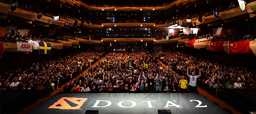 eSports Betting: Dota 2 Arena of Blood Season 2