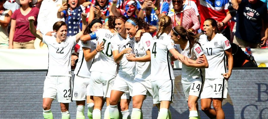 2019 FIFA Women's World Cup Semifinals Odds, Preview & Pick.